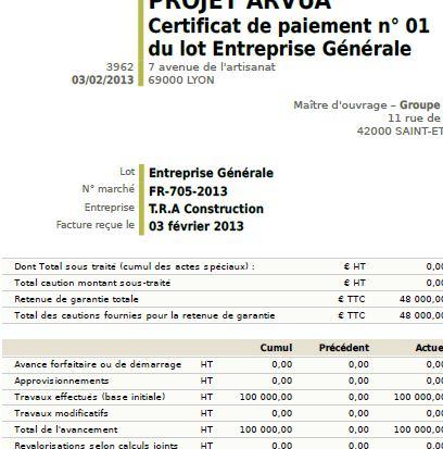 Gestion administrative & financière du chantier   Eutopia architecture